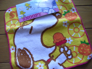 Towel_snoopy
